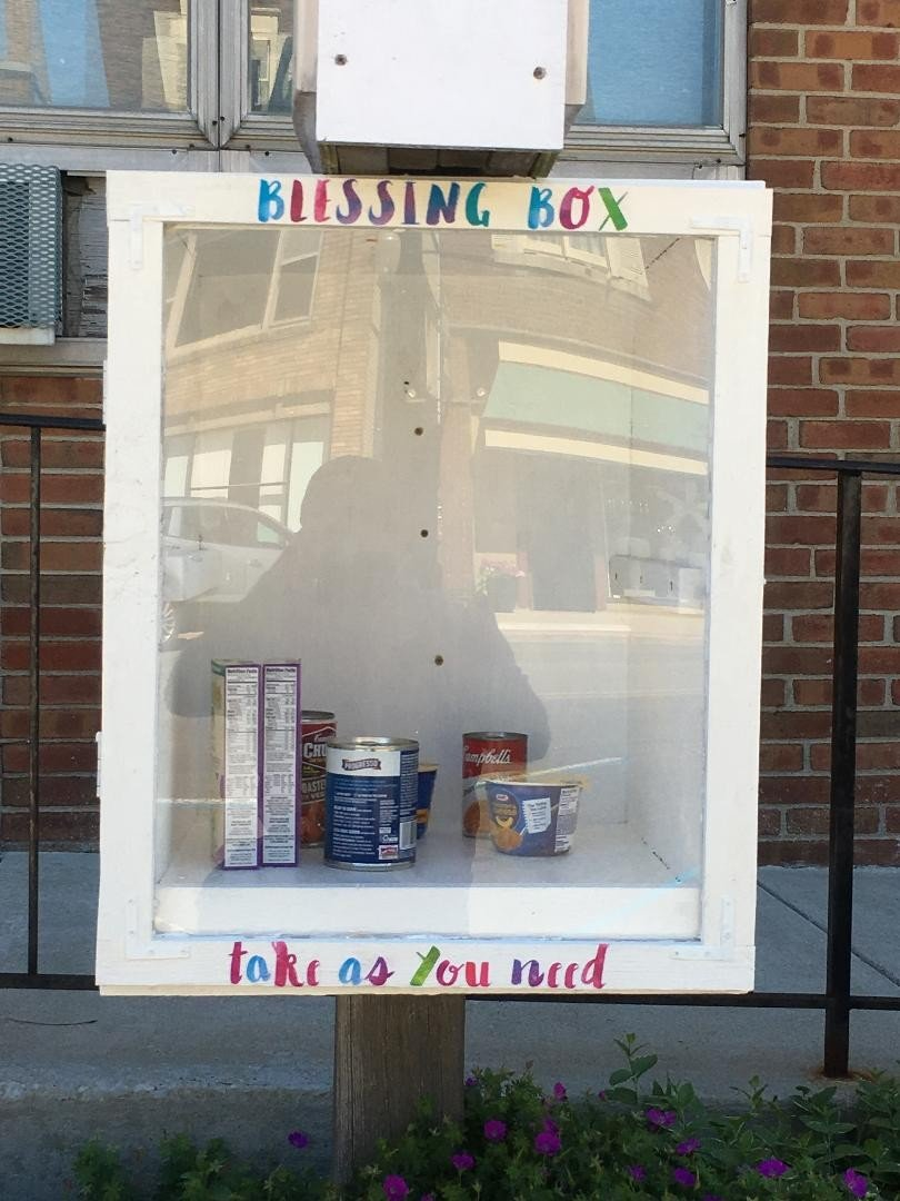 Blessing Box at FBC